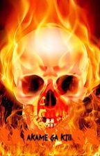 Akame Ga Kill: Zarathos (Remastered version of Ghost Rider Ga Kill) by DEMGSC1920