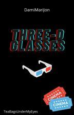 Three-D Glasses ~ DamiMariJon by TeaBagsUnderMyEyes