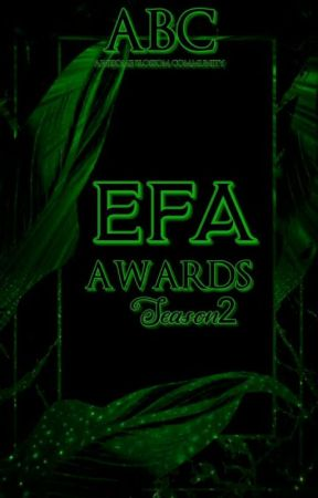 Emerging & Fascinating Author Awards | EFAA by The_Awesome_Blossom