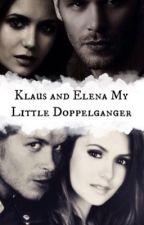 Klaus and Elena my little doppelganger by JulinkaGaiov