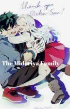 The Midoriya Family by fanfictionreadervek