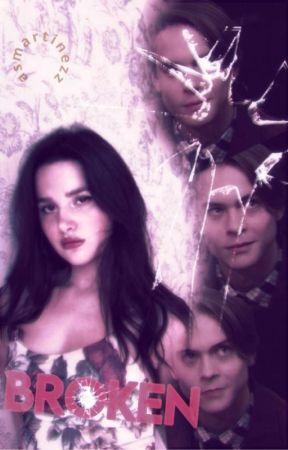 • BROKEN ⇢ Cole Johnson y tú by ASMartinezz