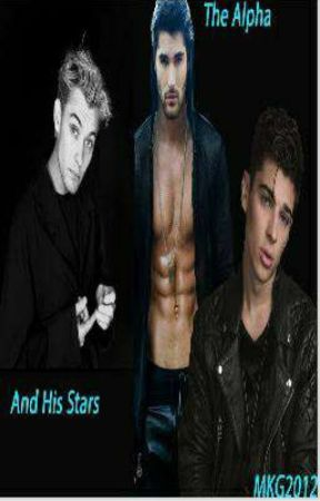 The Alpha and His Two Stars...Book 2 by MKG2012