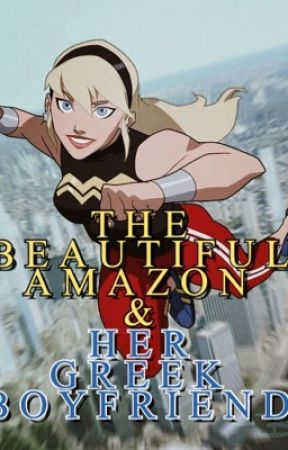 The Beautiful Amazon & Her Greek Boyfriend  by RayTheRipper