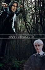 Snape's Daughter • Draco Malfoy x Reader by bxdlovin