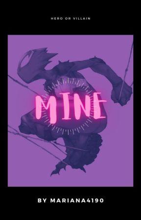 Mine (MHA) by Mariana4190