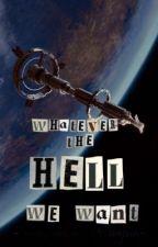 the 100 || jasper x OC || by fangirlxqu33n