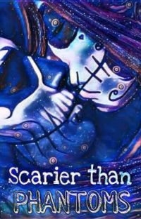 Scarier than phantoms  cover