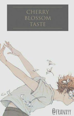 Cherry blossom taste - Kagehina by Franxyy