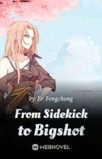 From Sidekick to Bigshot  by Sally14216