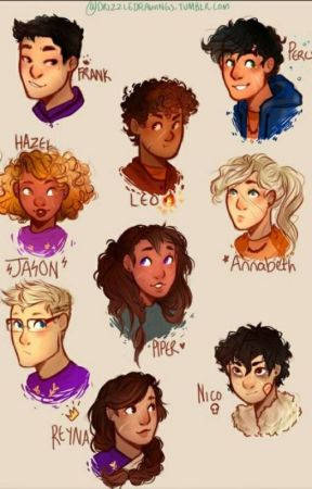 Of Gods and Demigods by DivergentDemiWolf