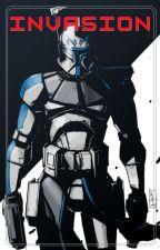 Invasion {Captain Rex x Reader} by ReadersX-