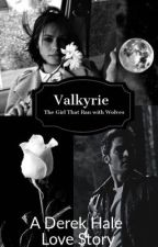 Valkyrie {Derek Hale} by MysticRiver24