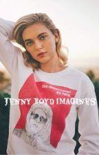 Jenny Boyd Imagines (gxg) by gayforddlovato