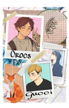 Crocs gucci   (Inarizaki x reader) by Saffers104
