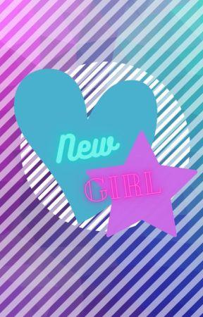 New girl (A miraculous fanfiction) by Garte3744