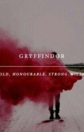 The Chosen One by gryffindorgirl93