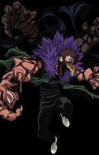 Male!Overhaul!Reader X Merlin (Seven Deadly Sins) by kijiro56