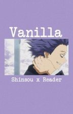 Vanilla (Shinsou x Reader/OC) by asexual_disaster