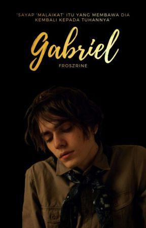 Gabriel by froszrine