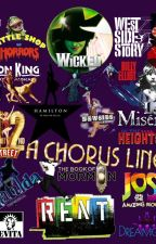 The Musical Theatre Chaos Journal by ThatsEponine