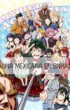 Una mexicana en bnha (tn x todos) cover