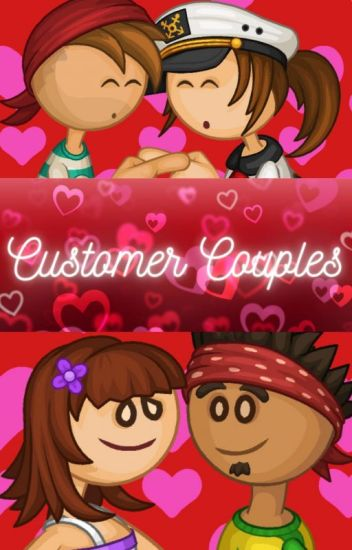 Papa Louie: Customer Couples
