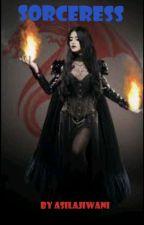 Sorceress (derek hale) by Asilajiwani