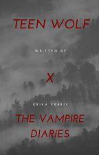 Teen Wolf X TVD (Stiles Stilinski X Reader) by lillian_bathory2000
