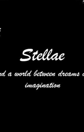 Stellae - and a word between drems and imagination by AstraDiAngelo