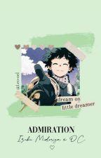Admiration | Izuku Midoriya x OC by Leo-oel