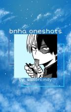 bnha oneshots [requests open] by sailorcindy