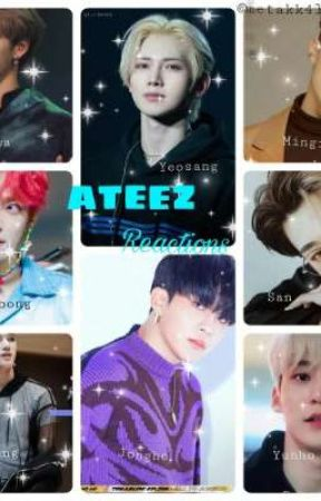 ATEEZ Reactions//Requests are open// by metakk4life