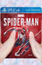Peter and the Others playing Spider-man PS4 by sakineamelia