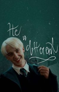 he is different.  cover