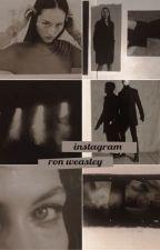 Instagram  ━━  Ron Weasley ¹ by unflirts