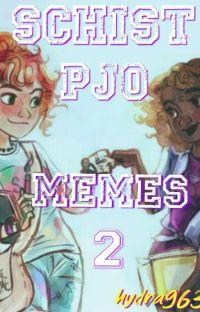 SCHIST PJO MEMES 2 cover
