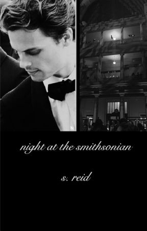 night at the smithsonian | s. reid | by mayberrymaxwell