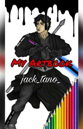 My Artbook by Jack_Tano_