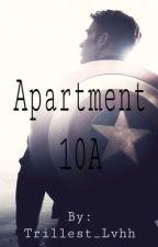 Apartment 10A || Steve Rogers, Captain America (BWWM) by trillest_lvhh