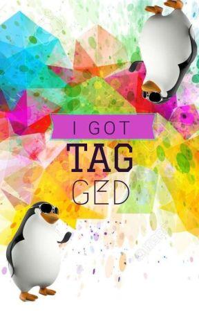 I got Tagged!  by Lazypenguino