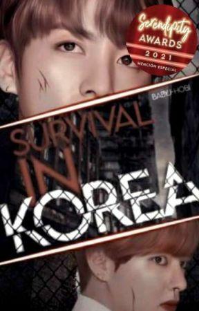 ✎SURVIVAL IN KOREA~ \omegaverse/ by BabyJ-Hobi