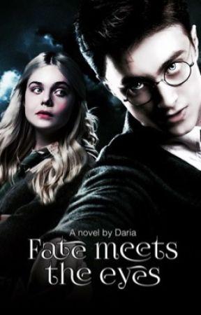𝐓𝐇𝐄 𝐕𝐈𝐒𝐈𝐎𝐍 𝐎𝐅 𝐔𝐒, Harry Potter  by starryweasley
