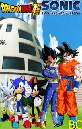 Goku Y Sus Amigos En Sonic The Hedgehog by MaximoAquiles
