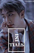 initials | bts  ✔︎ by cloudysockjin