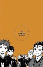 Haikyuu!! Oneshots/Headcannons/Facts by Kenji_Futakuchi
