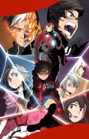 Marvel Academia - My Hero Academia/Marvel Fanfiction. by Atom226
