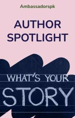 Author Spotlight by AmbassadorsPK