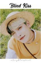 Blind Kiss   seongjoong  by ateezblueprint