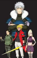 Naruto Senju : Konoha's Ice Dragon by armantor410